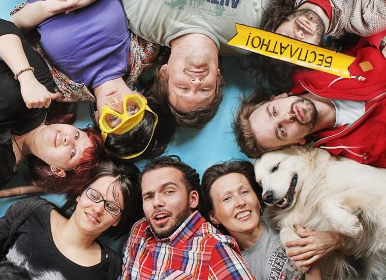 Стоп-моушен реклама с животными