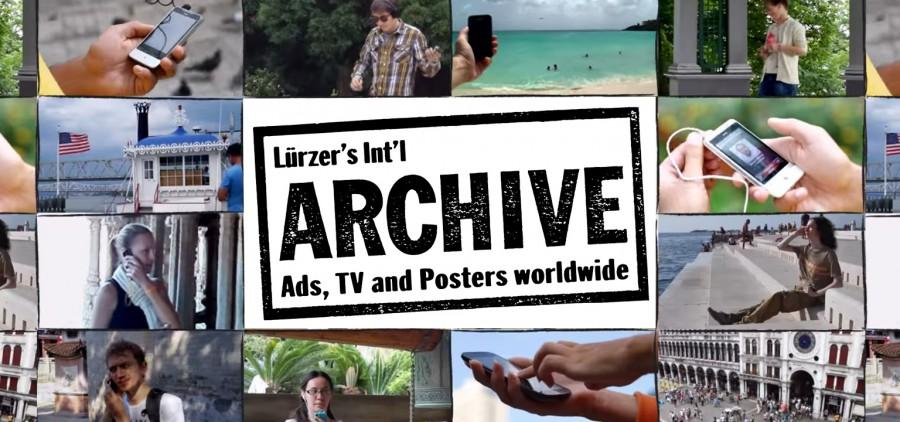 Lurzer's archive включил ролик mfive в сборник лучшей рекламы 2013 года