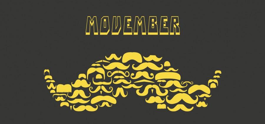 Movember: Как делают вирусные флешмобы