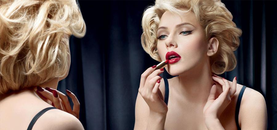 Онлайн-видеореклама в категории декоративной косметики