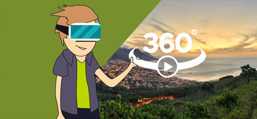 Видео 360 градусов: будущее в настоящем
