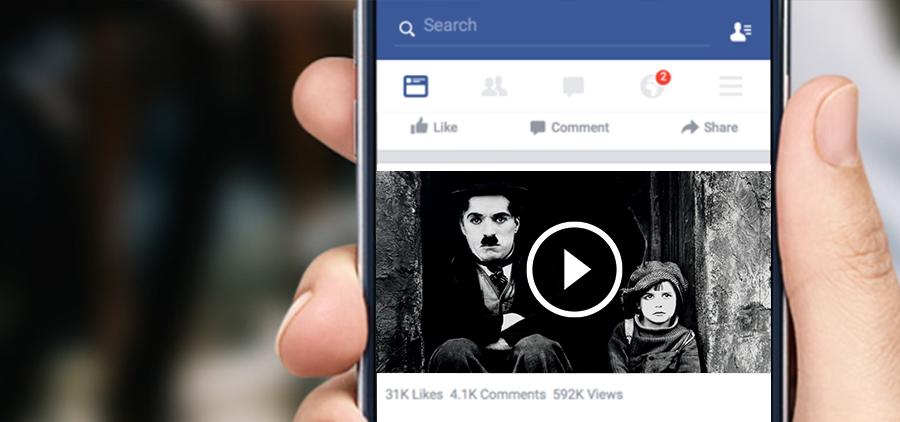 Видеореклама без звука на Facebook. Работает ли она?