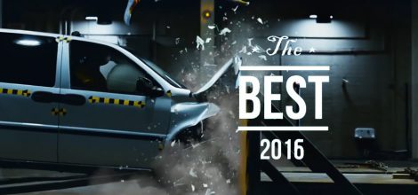 Лучшие рекламные ролики 2016