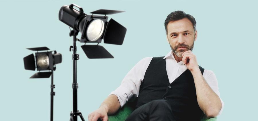 Интерактивный видеоролик «Интервью Сбербанку»