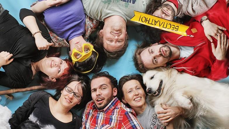 Стоп-моушен реклама с животными | mfive