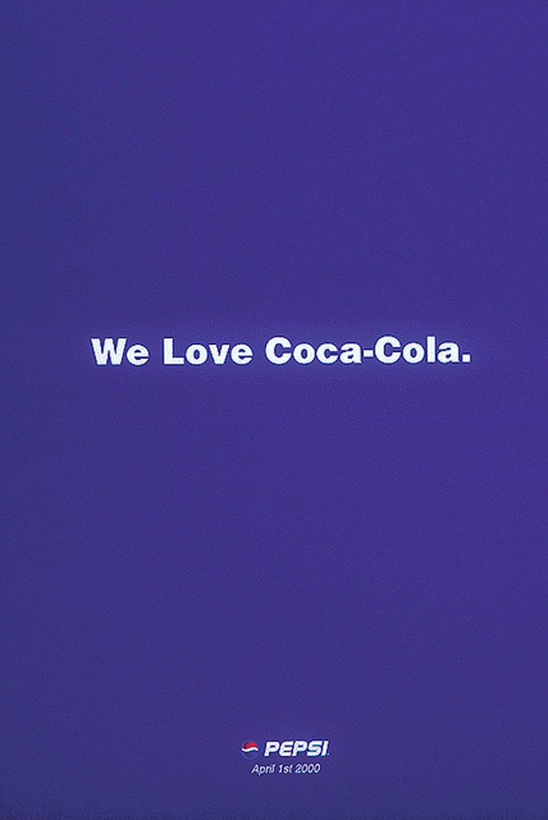 Pepsi против Coca-Cola | mfive