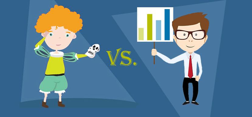 Сторителлинг против статистики: что эффективнее?