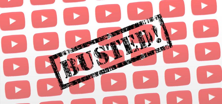 YouTube разрушает легенды